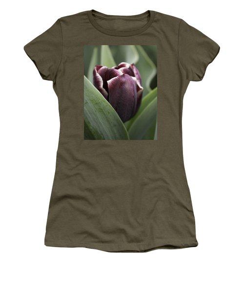 Jackpot Tulip Women's T-Shirt (Athletic Fit)