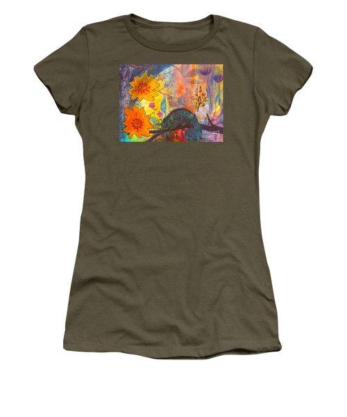 Jackson's Chameleon Women's T-Shirt