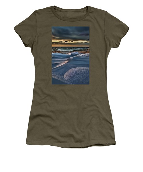 January Saugatuck Blues Michigan Women's T-Shirt