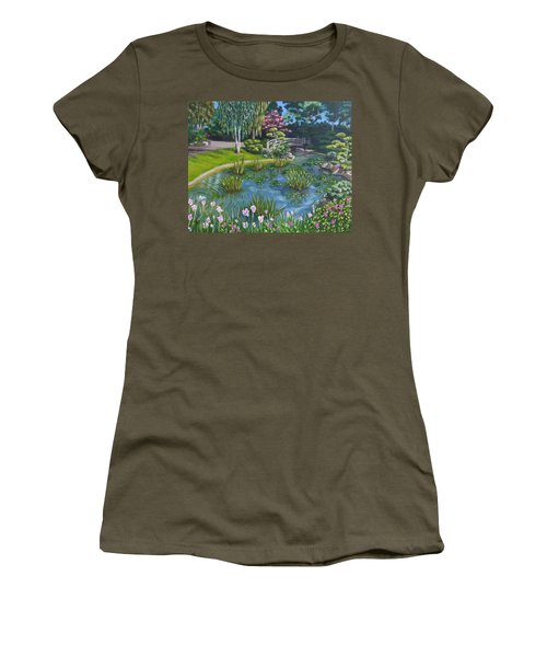 Japanese Garden Women's T-Shirt