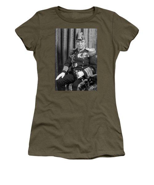 Japanese Vice Admiral Nomura Women's T-Shirt