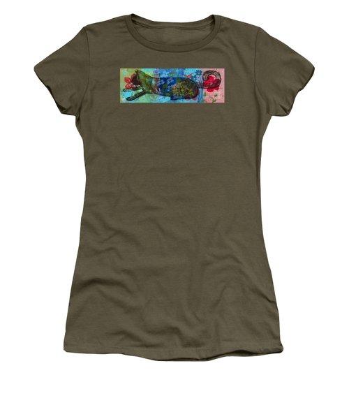 Jardine Cat Women's T-Shirt (Athletic Fit)