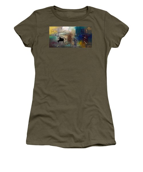 Jazz Night Women's T-Shirt