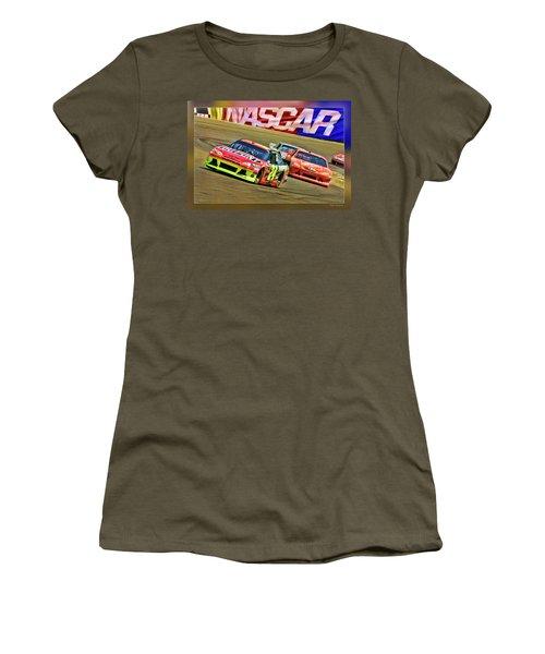Jeff Gordon-nascar Race Women's T-Shirt