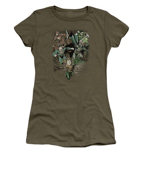 Jla - Spacing Out Women's T-Shirt
