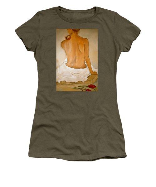 Jo's Bath Women's T-Shirt (Athletic Fit)