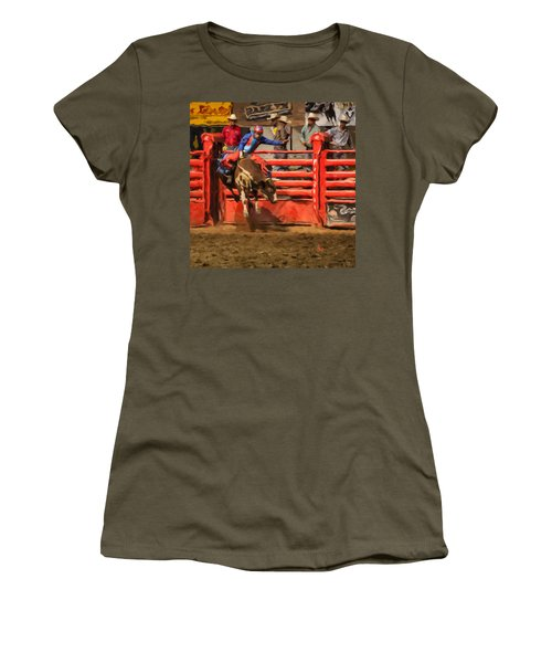 Jumper Women's T-Shirt (Athletic Fit)