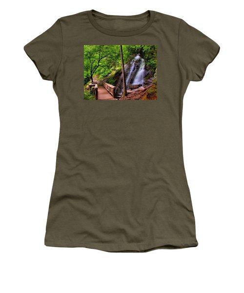 Juney Whank Falls Women's T-Shirt
