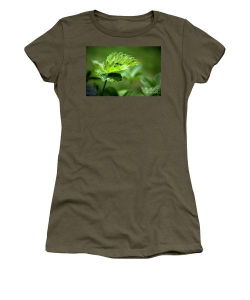 Just Green Women's T-Shirt