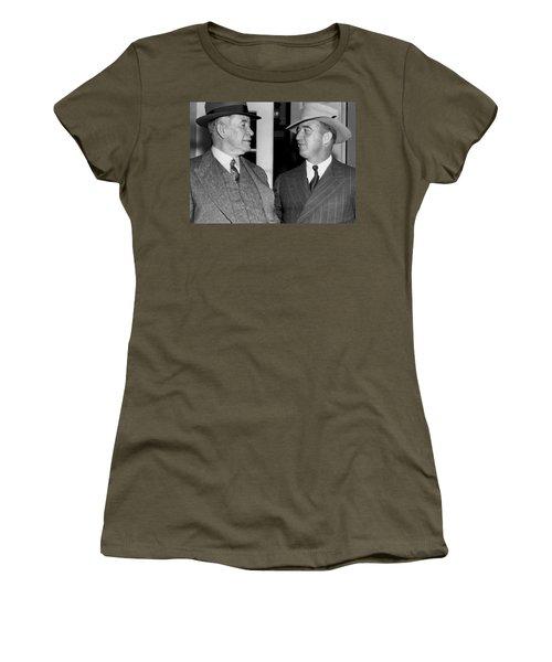 Kentucky Senators Visit Fdr Women's T-Shirt