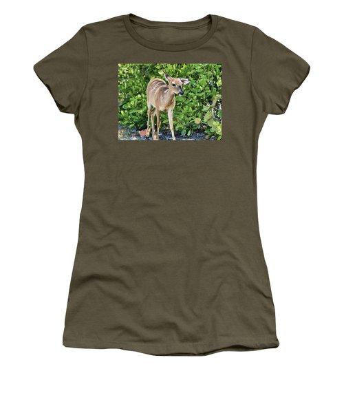 Key Deer Cuteness Women's T-Shirt
