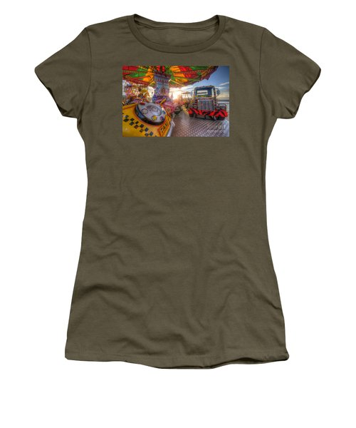 Kiddie Rides Women's T-Shirt