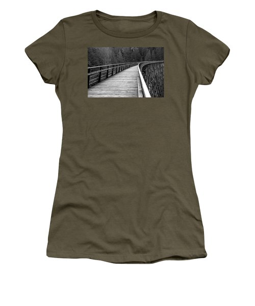 Kinsol Trestle Boardwalk  Women's T-Shirt