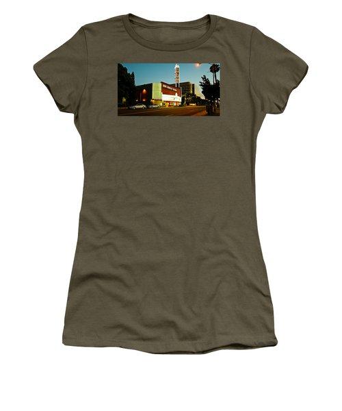 Kirk Douglas Theatre, Culver City, Los Women's T-Shirt