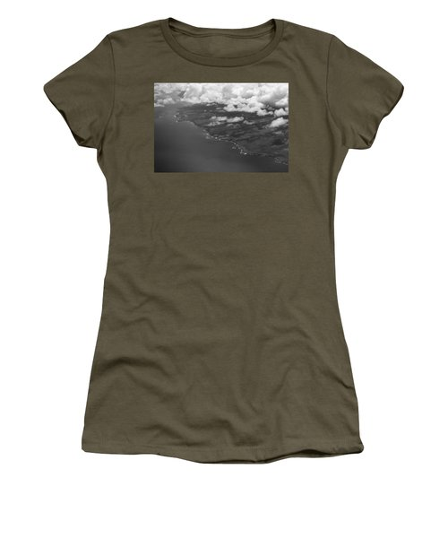 Kona And Clouds Women's T-Shirt