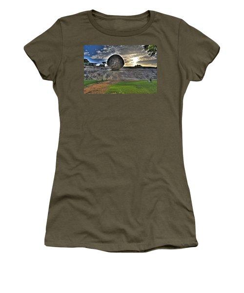 Krishna's Butterball Women's T-Shirt