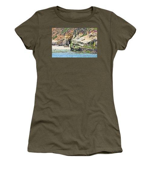 La Jolla Cliffs Women's T-Shirt