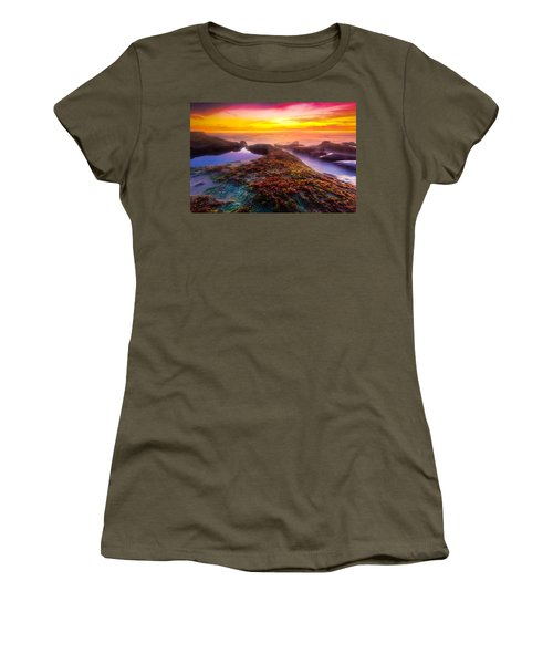 La Jolla Sunset Women's T-Shirt