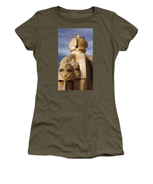 La Pedrera Rooftop Women's T-Shirt