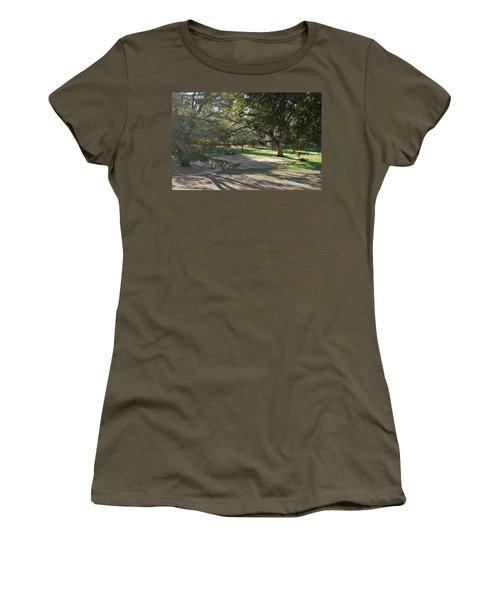 Labyrinth Retreat Women's T-Shirt