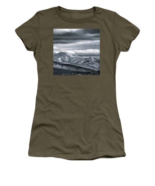Land Shapes 4 Women's T-Shirt