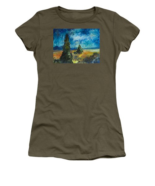 Emerald Spires Women's T-Shirt