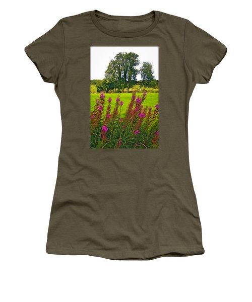 Lanna Fireweeds County Clare Ireland Women's T-Shirt