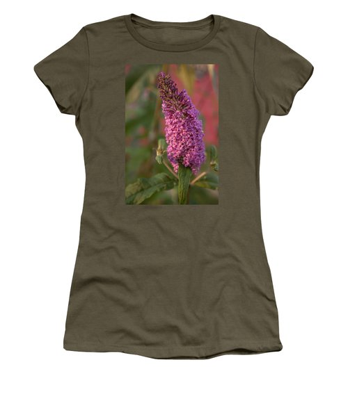 Late Summer Wildflowers Women's T-Shirt