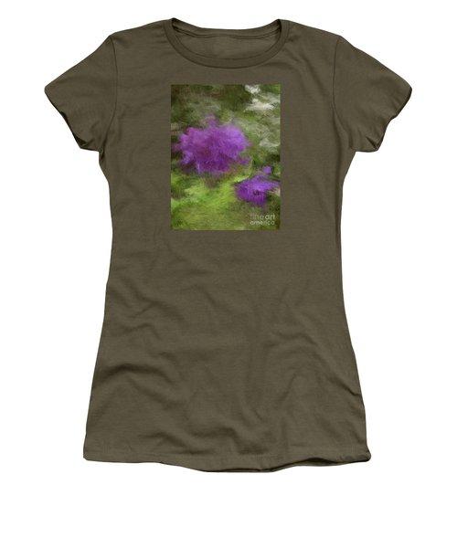 Monet Meadow Women's T-Shirt