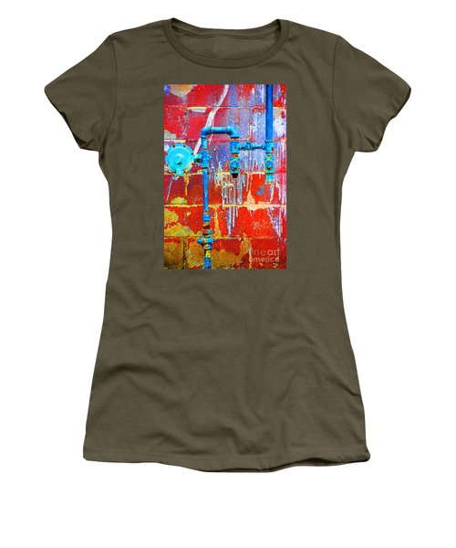 Leaky Faucet Women's T-Shirt