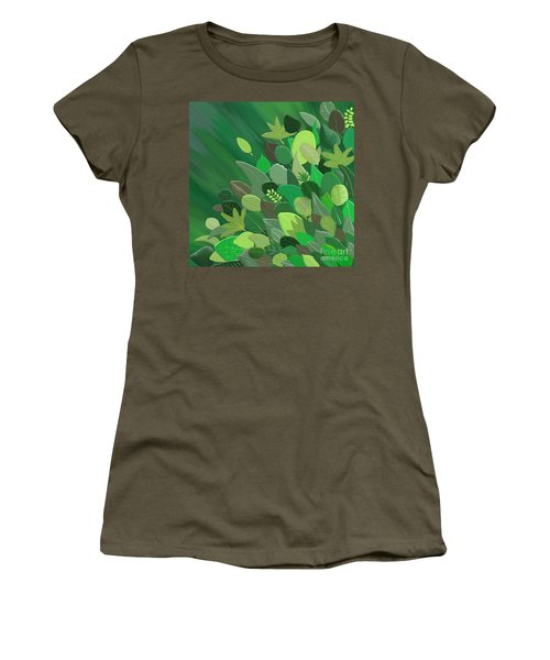Leaves Are Awesome Women's T-Shirt