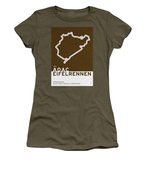 Legendary Races - 1927 Eifelrennen Women's T-Shirt