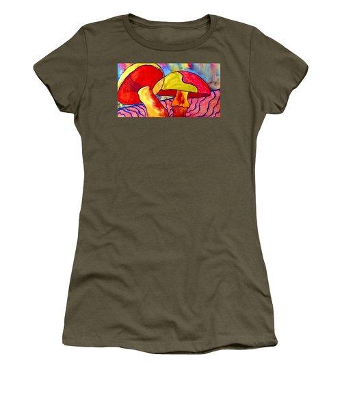Letting My Freak Flag Fly Women's T-Shirt