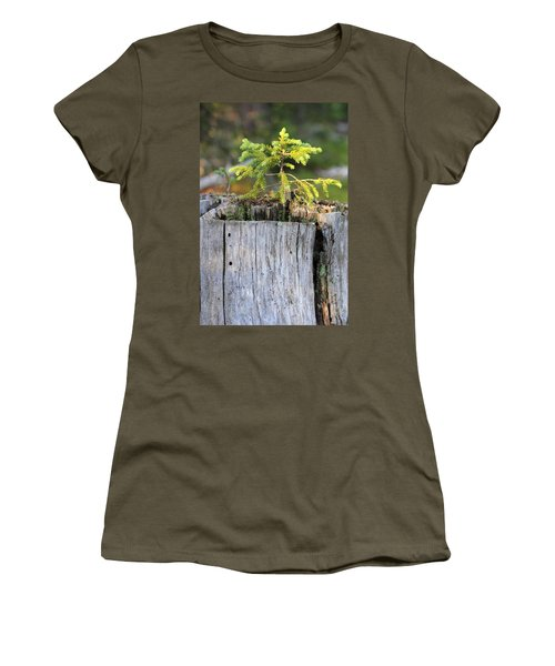 Life After Death Women's T-Shirt (Athletic Fit)