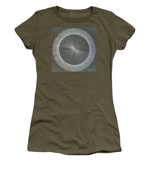 Light Is Pi  The Shape Of Pi Women's T-Shirt