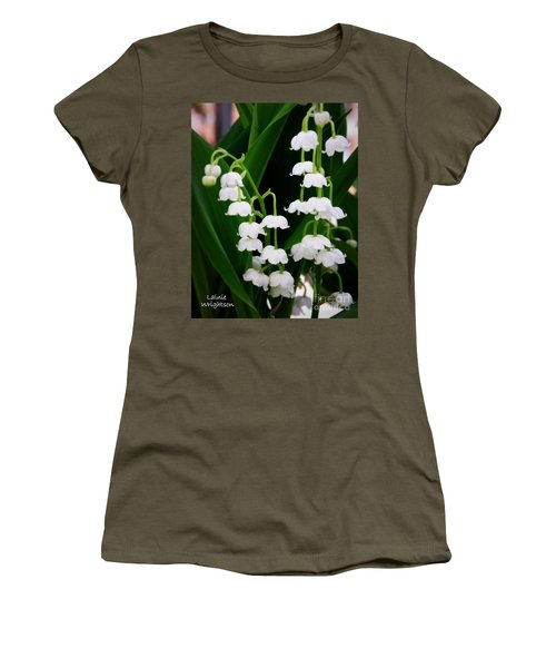Lily Of The Valley Women's T-Shirt