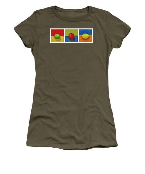 Lime Apple Lemon Women's T-Shirt
