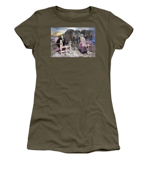 Structural Support Systems Women's T-Shirt