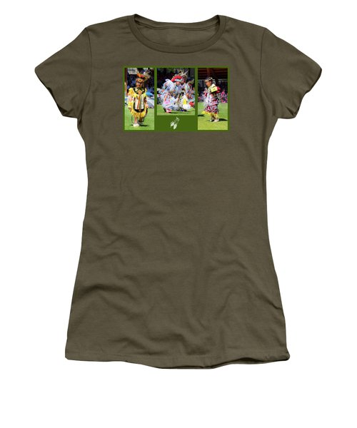Little Competitors Women's T-Shirt (Athletic Fit)