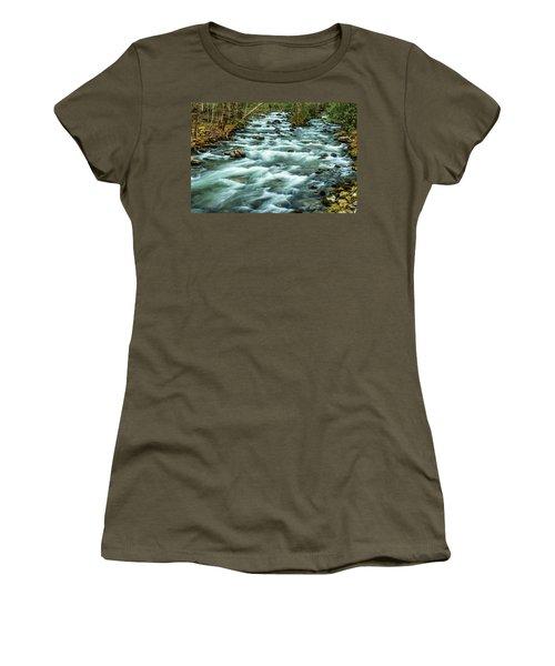 Little Pigeon River Women's T-Shirt