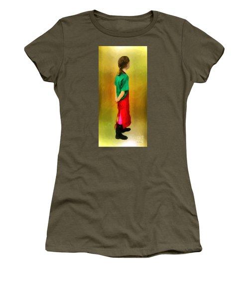 Little Shopgirl Women's T-Shirt