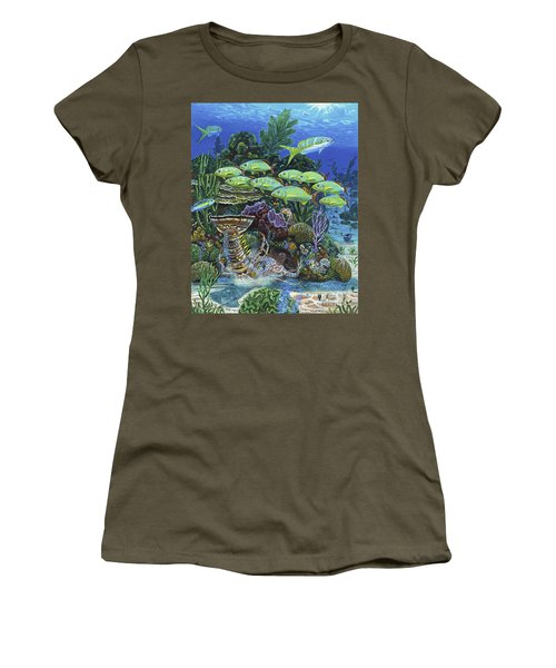 Lobster Feast Re0019 Women's T-Shirt