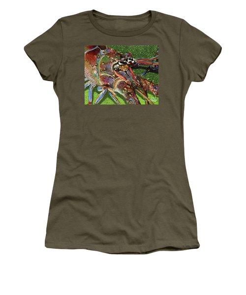 lobster season Re0027 Women's T-Shirt