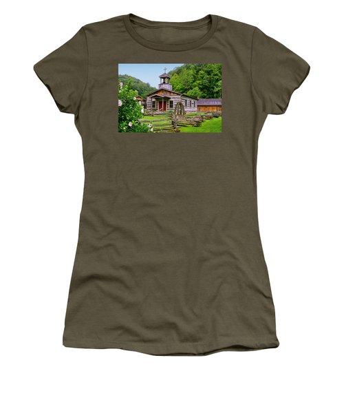 Log Church Women's T-Shirt