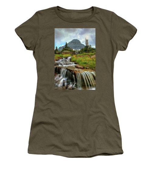 Logan Cascades Women's T-Shirt