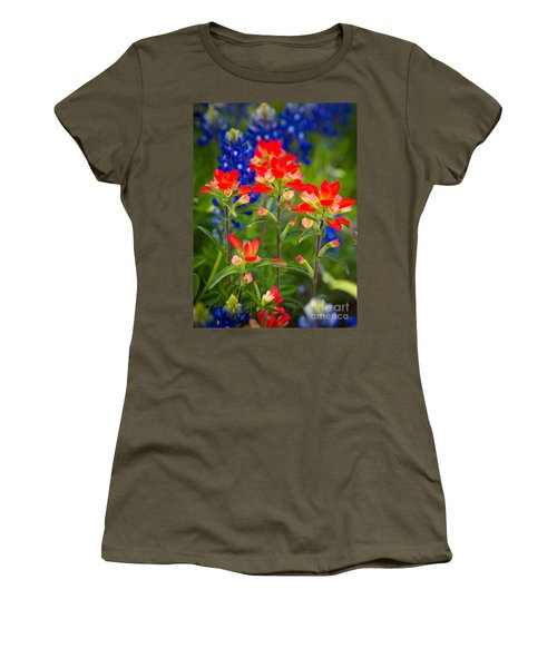 Lone Star Blooms Women's T-Shirt