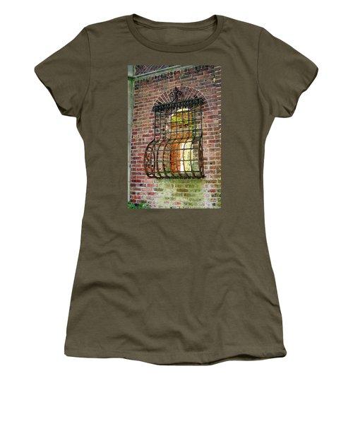Looking Through Time Women's T-Shirt