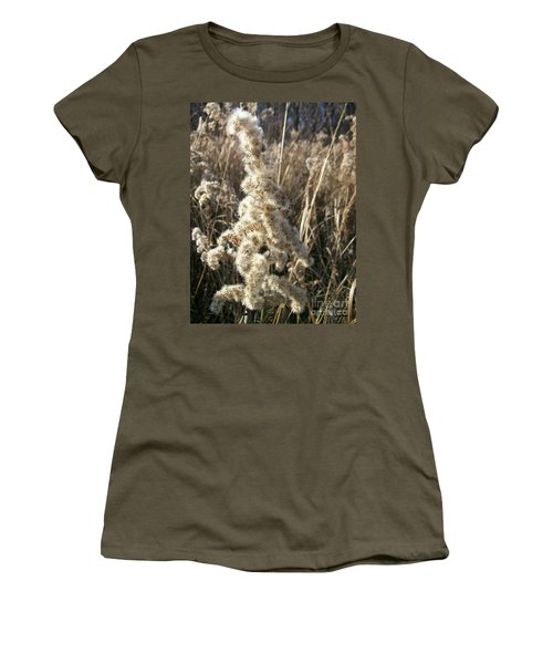 Looks Like Cotton Women's T-Shirt (Junior Cut) by Sara  Raber