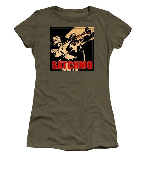 Louis Armstrong Women's T-Shirt