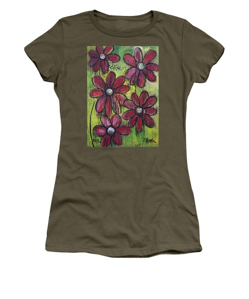 Love For Five Daisies Women's T-Shirt